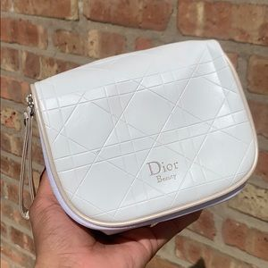 Dior Beauty: White Cube Travel Case